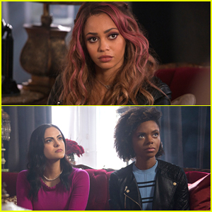Toni, Veronica & Josie Search For Cheryl on Tonight's 'Riverdale'
