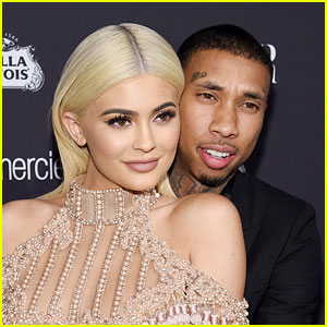 Kylie Jenner's Ex Tyga Denies He is Stormi's Dad