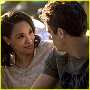 Iris & Barry Share Many Sweet Moments In Tonight's 'The Flash'