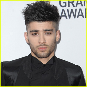 Zayn Malik Shows Off New Bleached Hair On Instagram Zayn Malik