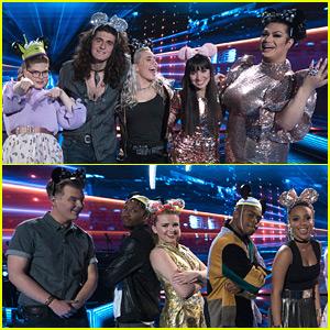 'American Idol' Reveals Disney Night Song List