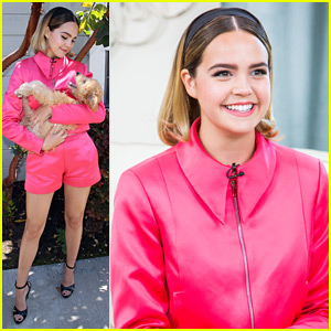 Bailee Madison Goes Blonde Ahead of 'Good Witch's Season 4 Premiere