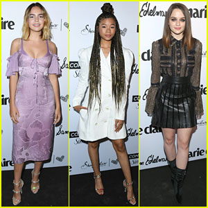 Bailee Madison Flaunts New Blonde Hair at 'Marie Claire' Celebration