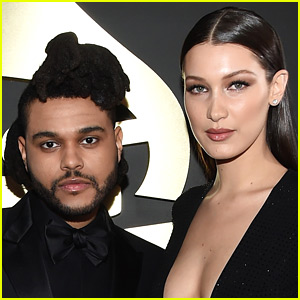Bella Hadid & The Weeknd Were Spotted Kissing at Coachella - Report