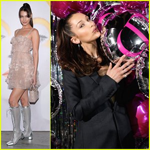 Bella Hadid Celebrates With Dior at Two Parties in Tokyo