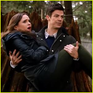 Caitlin Gets Stabbed By A Ninja in 'The Flash' Sneak Peek - Watch!