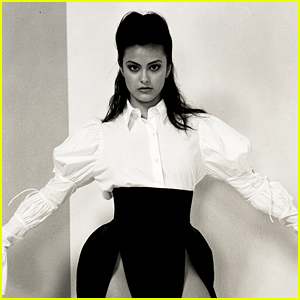 Camila Mendes Stuns in 'Schon' Magazine Feature