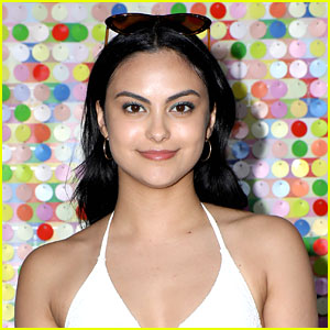 Camila Mendes Treats Herself to Luxurious Facials Once In a While