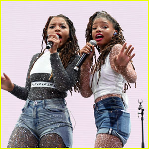 Chloe X Halle Own the Stage at Coachella 2018!