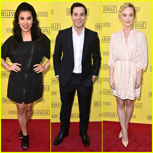 Anna Camp's Pitch Perfect Co-Stars Chrissie Fit & Kelley Jakle Support Her New Play 'Belleville'