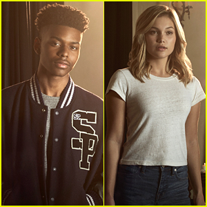 Olivia Holt & Aubrey Joseph Struggle With Their Powers in New 'Marvel's Cloak & Dagger' Promo