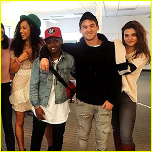 Cody Christian & Danielle Campbell Join Samantha Logan on CW's Spencer Paysinger Pilot Set