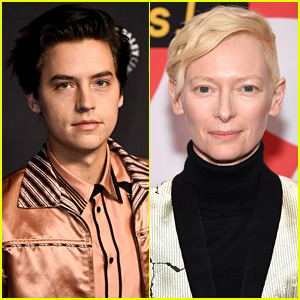 Cole Sprouse's Dream Photo Shoot Would Be With This Actress