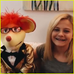 Darci Lynne Farmer Has a Message For Ed Sheeran!