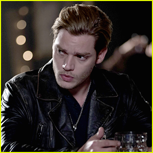 Dominic Sherwood Ripped His Pants One Of The First Times He Wore The Owl Costume in 'Shadowhunters'