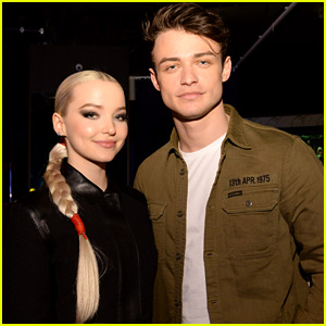 Dove Cameron Calls Boyfriend Thomas Doherty Her 'Ultimate Crush'