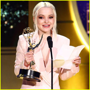 Dove Cameron Shares Her Full Emmys Acceptance Speech - Watch Now!