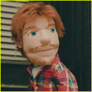 Ed Sheeran Drops 'Happier' Music Video Featuring His Puppet