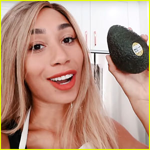 Eva Gutowski Shares What She Eats in a Day as a Vegan (Video)