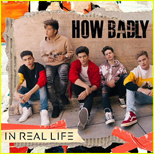 In Real Life Sing in Spanish on New Track 'How Badly' - Listen & Download Here!