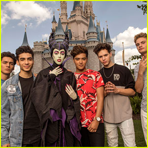 In Real Life Visits Walt Disney World on Friday the 13th - See the Pics!