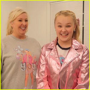 JoJo Siwa Changes Up Her Look, Tries Out Different Hair Styles