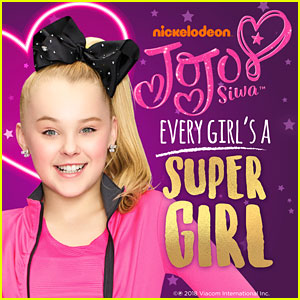 JoJo Siwa's 'Every Girl's a Super Girl' Stream & Download - Listen Now!