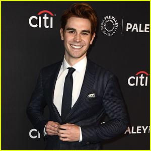 KJ Apa Has a Dancing Alter Ego Who The 'Riverdale' Cast Named Fifi