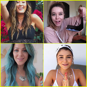 LaurDIY, Niki DeMartino, & More Get Festival Ready Ahead of Coachella Weekend 1