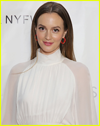 Leighton Meester Has a Brand New Look & It's Stunning!