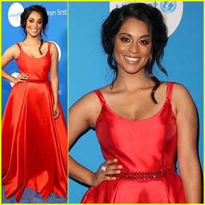 Lilly Singh Steps Out for UNICEF Ball 2018 After Launching Unicorn Island Productions