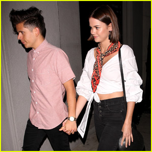 Maia Mitchell & Rudy Mancuso Step Out For Dinner Out at Craig's