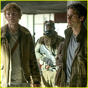 Dylan O'Brien Does an Intense Stunt in This 'Maze Runner: The Death Cure' Deleted Scene! (Exclusive Video)