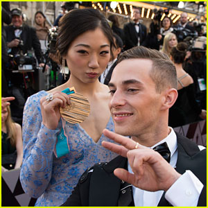 Mirai Nagasu is Ready to Take On Adam Rippon on 'DWTS!'
