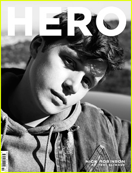 Nick Robinson Is Our Hero for New Magazine Cover!