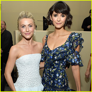 Nina Dobrev & Julianne Hough Gush Over Their Close Friendship: 'We Just Like To Be Around Each Other'