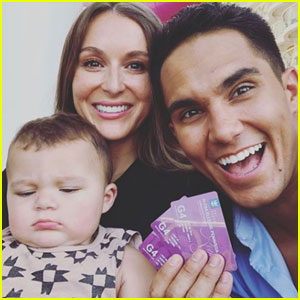 Alexa & Carlos PenaVega Are Filming a Movie on a Cruise Ship!