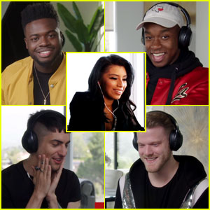 Pentatonix React to Their Biggest Fans - Watch Now!