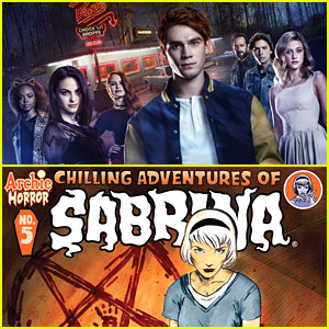 'Riverdale' EP on 'Chilling Adventures of Sabrina' Crossover: 'You Never Know, Maybe'