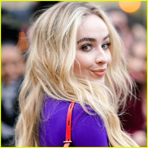 Sabrina Carpenter Celebrates the Launch of Her 'Aeropostale' Collection!