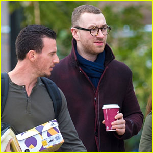 Sam Smith & Brandon Flynn Look So In Love In New Photo