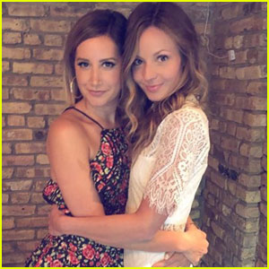 Samantha Droke Tied the Knot & Ashley Tisdale Was Her Bridesmaid!