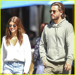Sofia Richie Grabs Sushi With Boyfriend Scott Disick After He Buys New Home