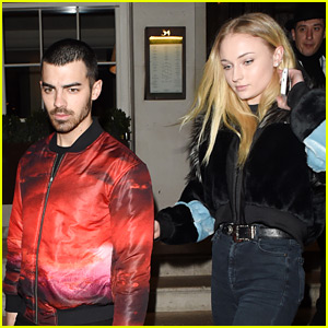 Sophie Turner Introduces Her & Joe Jonas' New Dog Waldo!