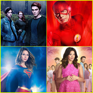 The CW Renews 10 Series Including 'Riverdale', 'The Flash', 'Supergirl' & More!