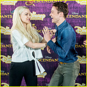 Thomas Doherty Says He's 'So Proud' of Girlfriend Dove Cameron & We're a Complete Mess Over It