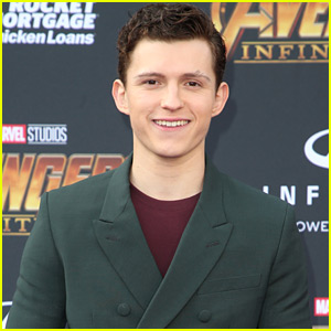 Tom Holland Once Let His Friends Try on His 'Spider-Man' Costume