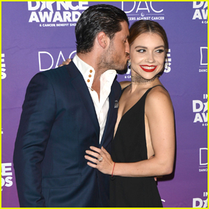 Val Chmerkovskiy Shares Sweet Video For Girlfriend Jenna Johnson's Birthday