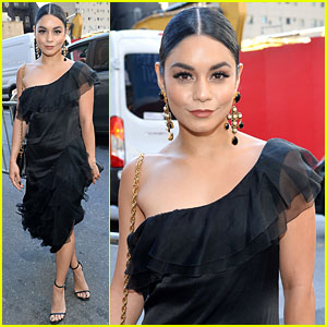 Vanessa Hudgens Checks Out Austin Butler's Broadway Play 'Iceman Cometh!'