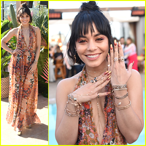 Vanessa Hudgens Could Go Full Blonde Next!